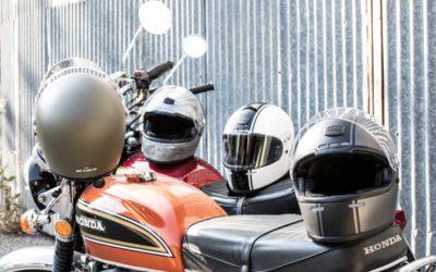 CP : casque intégral GT Retro Astone helmets