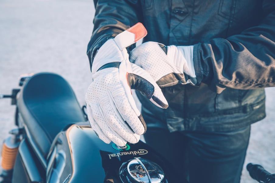 CP : gants moto McKeen Overlap