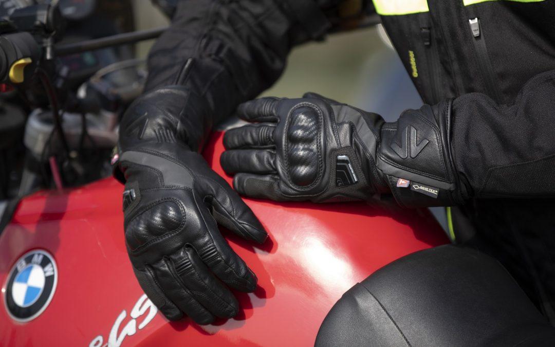 CP : gants moto Grand Turismo GTX VQuattro design