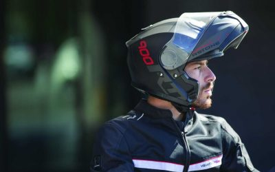 CP : casque modulable RT900 Astone helmets
