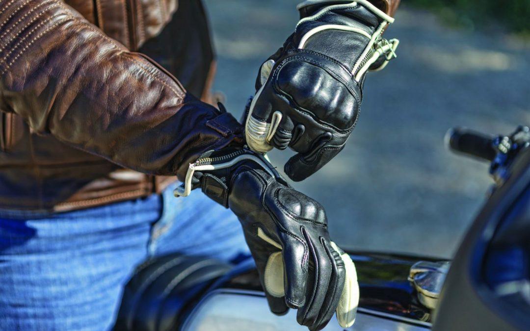 CP : gants moto Alcarras Overlap