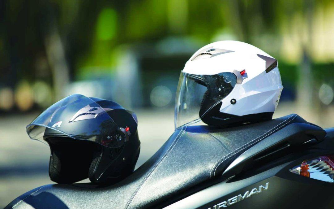 CP : casque jet DJ9 Astone helmets