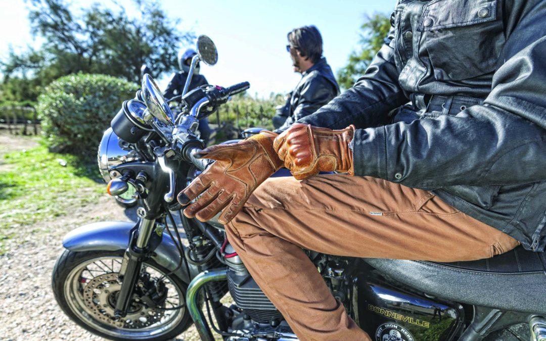 CP : gants moto Zolder Overlap