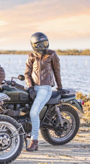 CP : pantalon moto City Lady Overlap