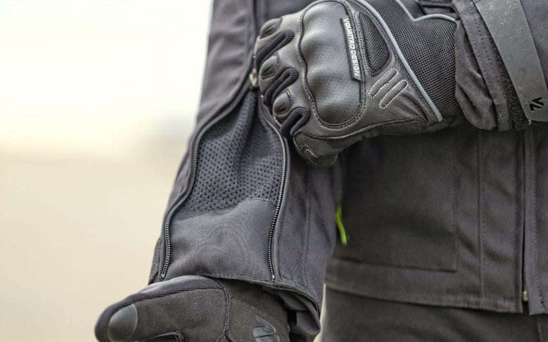 CP : gants moto Navarra VQuattro design