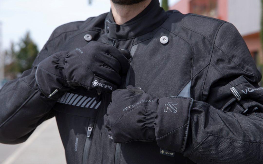 CP : gants moto Norte GTX VQuattro design