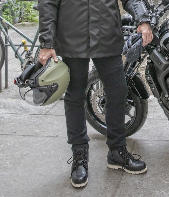 CP : chaussures moto Trophy Overlap
